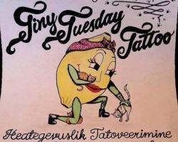 Tiny Tuesday tuleb taas! 18.oktoobril!